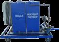 Мобильное устройство подготовки подачи моющего раствора