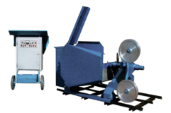 Diamond wire cutting machine «Nadezhda»